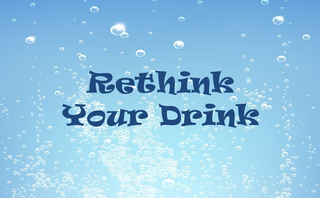 WIC healthy lifestyle guide rethink your drink