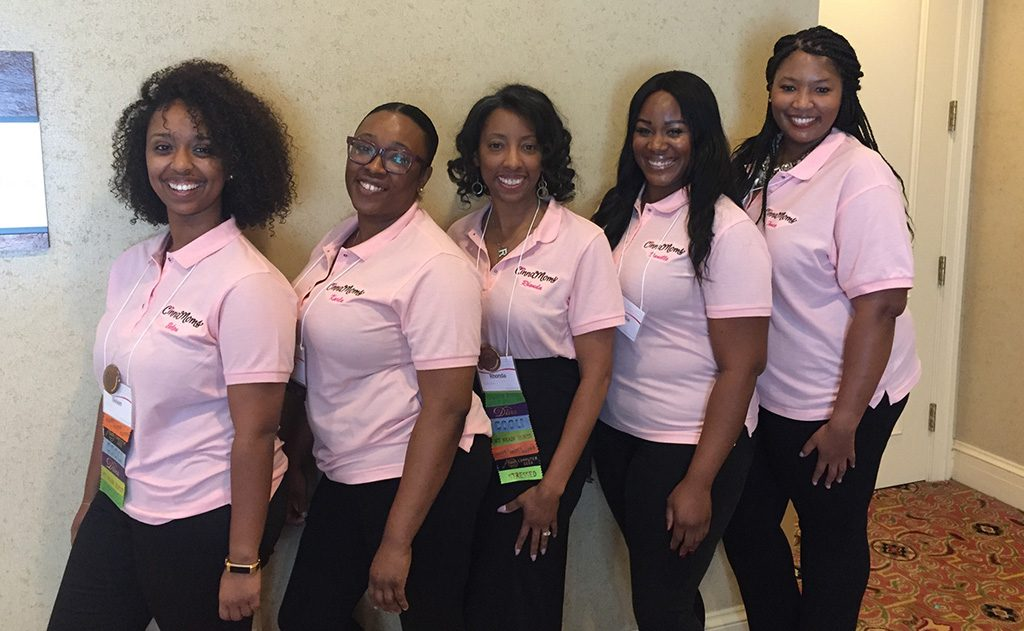 WIC CinnaMoms breastfeeding support group