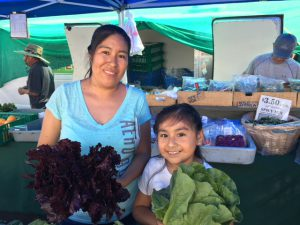 WIC wraps up farmers' market checks vouchers
